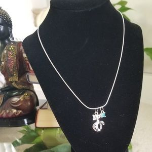 Jewelry - Silver Charm Necklaces